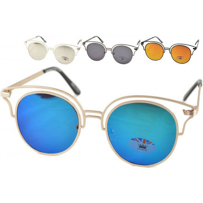 Stylish Retro Sunglasses - Main