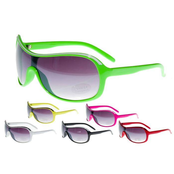 Large Oval Sunglasses