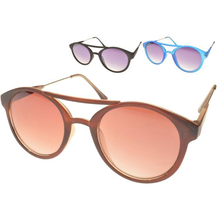 Stylish Round Retro Sunglasses