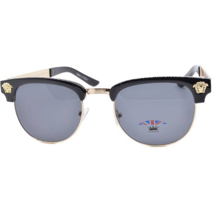 Clubmaster Horn Rimmed Sunglasses