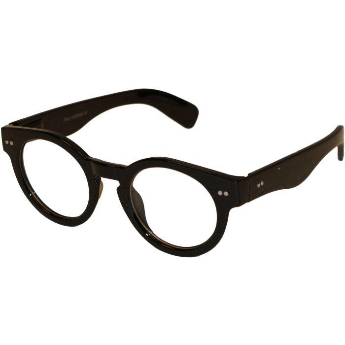 Stylish Round Clear Sunglasses