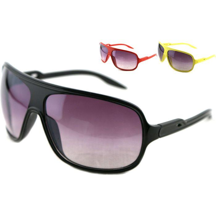Large Aviator Style Sunglasses