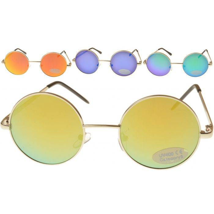 Medium Round Lens Sunglasses