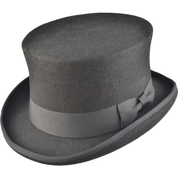 Classic Top Hat - Black