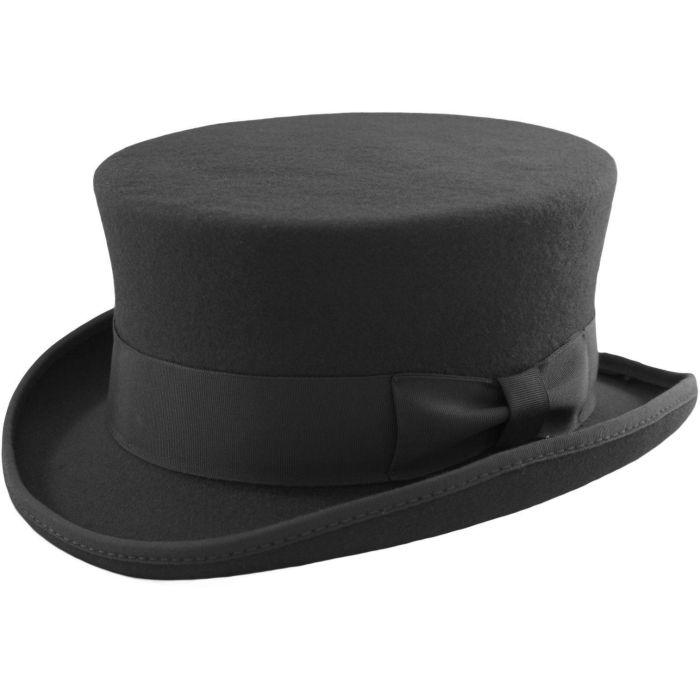 Junior Top Hat - Black