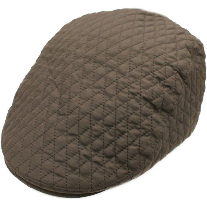 Soft Nylon Flat Cap
