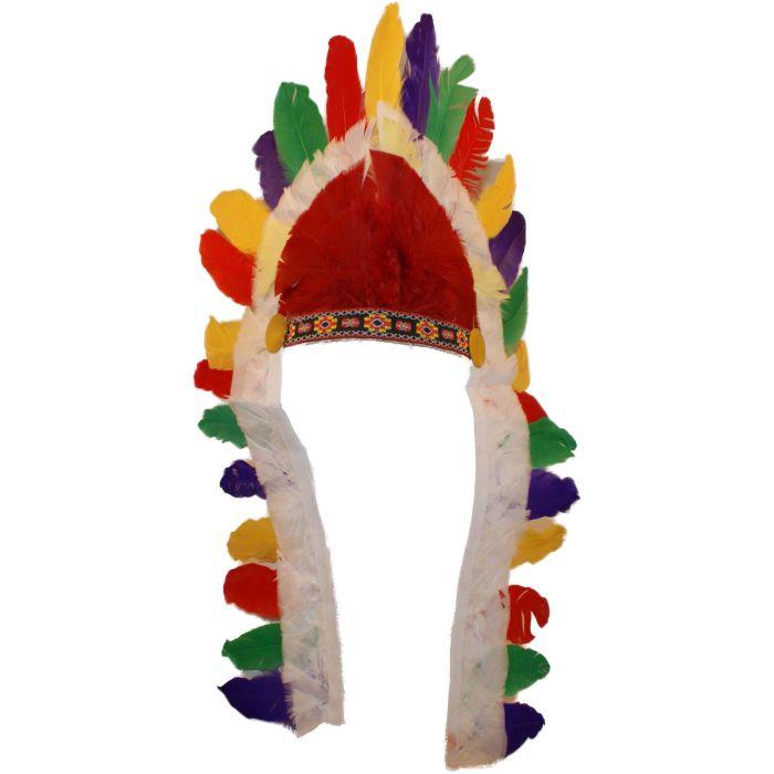 Large American Indian Headdress