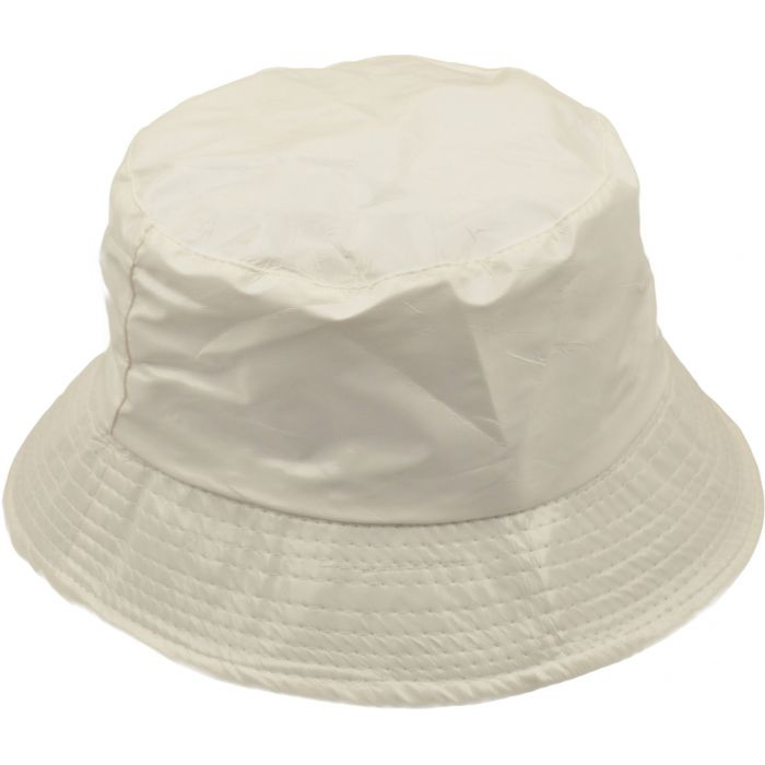 Showerproof Bucket Rain Hat - Packable