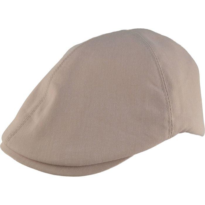 Classic Summer Flat Cap - Beige
