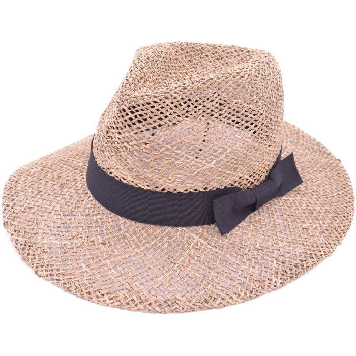 Mesh Summer Panama Hat