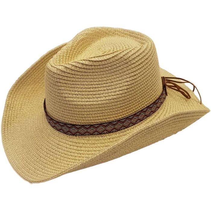 Summer Cowboy Hat